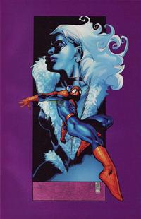 Cover Thumbnail for Amazing Spider-Man (Marvel, 2018 series) #8 (809) [Variant Edition - Black Cat - JG Jones Virgin Cover]