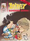 Cover for Asterix (Hjemmet / Egmont, 1969 series) #7 - Romernes skrekk! [7. opplag]