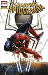 Cover Thumbnail for Amazing Spider-Man (2018 series) #1 (802) [Variant Edition - Clayton Crain Exclusive]