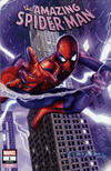 Cover Thumbnail for Amazing Spider-Man (2018 series) #1 (802) [Variant Edition - The Comic Mint Exclusive - Greg Horn Cover]