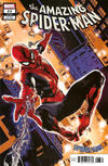 Cover for Amazing Spider-Man (Marvel, 2018 series) #23 (824) [Variant Edition - Stuart Immonen Cover]