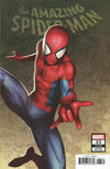 Cover Thumbnail for Amazing Spider-Man (2018 series) #33 (834) [Variant Edition - Sami Basri Cover]