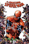 Cover Thumbnail for Amazing Spider-Man (2018 series) #28 (829) [Variant Edition - Marvel 80th Anniversary Frame - Humberto Ramos Cover]