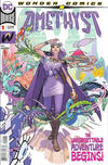 Cover for Amethyst (DC, 2020 series) #1
