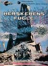 Cover for Linda og Valentin (Carlsen, 1975 series) #3 - Herskerens fugle [2. oplag]