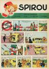 Cover for Spirou (Dupuis, 1947 series) #636