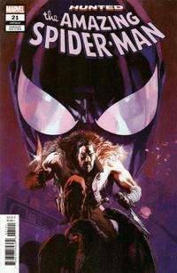 Cover Thumbnail for Amazing Spider-Man (Marvel, 2018 series) #21 (822) [Variant Edition - Josemaria Casanovas Cover]