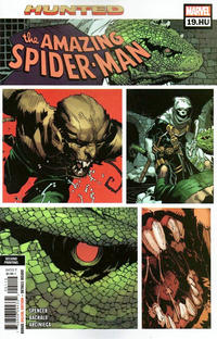 Cover Thumbnail for Amazing Spider-Man (Marvel, 2018 series) #19.HU [Second Printing - Chris Bachalo Cover]