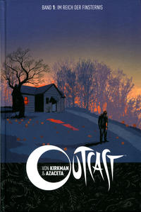 Cover Thumbnail for Outcast (Cross Cult, 2015 series) #1 - Im Reich der Finsternis