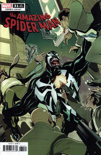 Cover Thumbnail for Amazing Spider-Man (Marvel, 2018 series) #31 (832) [Codex Variant - Terry Dodson Cover]