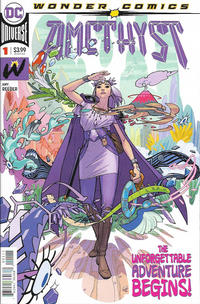 Cover Thumbnail for Amethyst (DC, 2020 series) #1