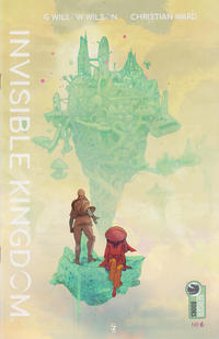 Cover Thumbnail for Invisible Kingdom (Dark Horse, 2019 series) #6