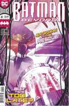 Cover for Batman Beyond (DC, 2016 series) #41