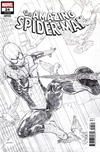 Cover Thumbnail for Amazing Spider-Man (2018 series) #24 (825) [Variant Edition - Joe Quesada Sketch Cover]