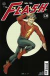 Cover Thumbnail for The Flash (2016 series) #750 [1940s Variant Cover by Nicola Scott and Annette Kwok]