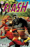 Cover Thumbnail for The Flash (2016 series) #750 [1950s Variant Cover by Gary Frank and Brad Anderson]
