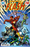 Cover Thumbnail for The Flash (2016 series) #750 [1970s Variant Cover by José Luis García-López and Alex Sinclair]