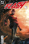 Cover Thumbnail for The Flash (2016 series) #750 [1980s Variant Cover by Gabriele Dell'Otto]