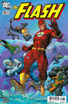 Cover Thumbnail for The Flash (2016 series) #750 [2000s Variant Cover by Jim Lee, Scott Williams, and Alex Sinclair]
