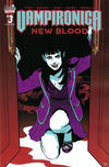 Cover for Vampironica: New Blood (Archie, 2020 series) #3 [Cover A Audrey Mok]