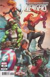 Cover Thumbnail for Avengers (2018 series) #25 (725) [Mary Jane Variant]