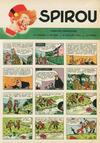 Cover for Spirou (Dupuis, 1947 series) #638