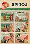 Cover for Spirou (Dupuis, 1947 series) #643