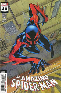 Cover Thumbnail for Amazing Spider-Man (Marvel, 2018 series) #25 (826) [Second Printing - Ed McGuinness Cover]