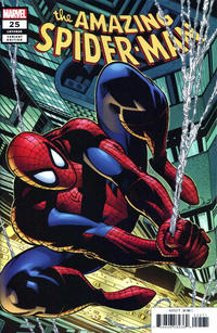 Cover Thumbnail for Amazing Spider-Man (Marvel, 2018 series) #25 (826) [Variant Edition - Walter Simonson Cover]
