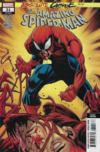 Cover Thumbnail for Amazing Spider-Man (Marvel, 2018 series) #31 (832) [Second Printing - Ryan Ottley Cover]