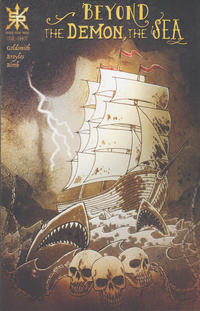 Cover Thumbnail for Beyond the Demon, the Sea (Source Point Press, 2019 series)