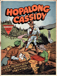 Cover Thumbnail for Hopalong Cassidy (L. Miller & Son, 1946 series)
