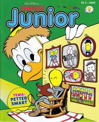 Cover Thumbnail for Donald Duck Junior (Hjemmet / Egmont, 2018 series) #3/2020
