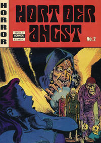 Cover Thumbnail for Hort der Angst (ilovecomics, 2016 series) #2