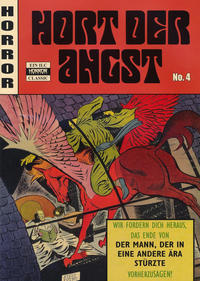 Cover Thumbnail for Hort der Angst (ilovecomics, 2016 series) #4