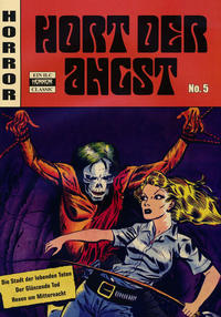 Cover Thumbnail for Hort der Angst (ilovecomics, 2016 series) #5