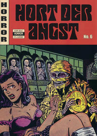 Cover Thumbnail for Hort der Angst (ilovecomics, 2016 series) #6
