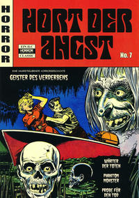 Cover Thumbnail for Hort der Angst (ilovecomics, 2016 series) #7