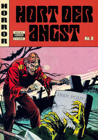 Cover Thumbnail for Hort der Angst (ilovecomics, 2016 series) #8
