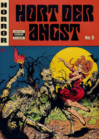Cover Thumbnail for Hort der Angst (ilovecomics, 2016 series) #9