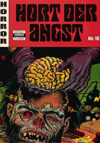 Cover Thumbnail for Hort der Angst (ilovecomics, 2016 series) #10