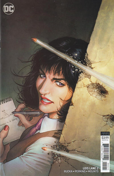Cover for Lois Lane (DC, 2019 series) #2