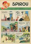 Cover for Spirou (Dupuis, 1947 series) #648
