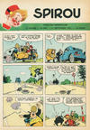 Cover for Spirou (Dupuis, 1947 series) #649