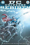 Cover Thumbnail for DC Universe: Rebirth (2016 series) #1 [Second Printing]