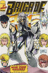 Cover Thumbnail for Brigade (1992 series) #1 [Gold foil]