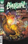Cover for Batgirl (DC, 2016 series) #44