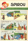 Cover for Spirou (Dupuis, 1947 series) #651