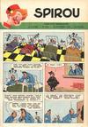 Cover for Spirou (Dupuis, 1947 series) #652