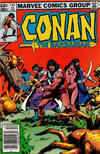 Cover for Conan the Barbarian (Marvel, 1970 series) #141 [Newsstand]